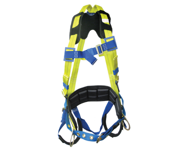 Image of Workhorse Padded full body harness from Bunzl Safety.